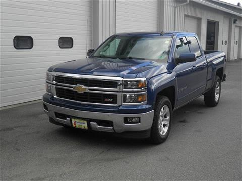2015 Chevrolet Silverado 1500 for sale in Littleton NH