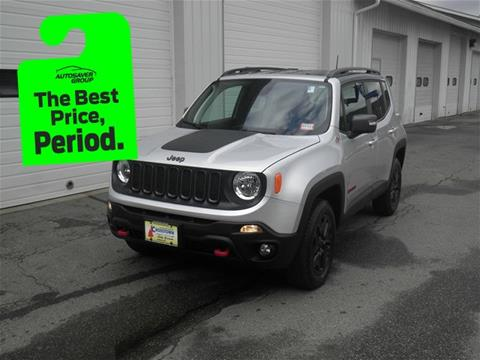 2018 Jeep Renegade for sale in Littleton, NH