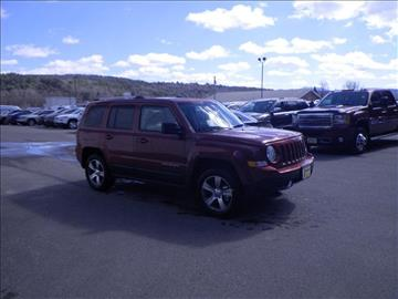 2016 Jeep Patriot for sale in Littleton, NH