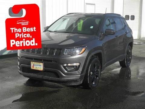 2019 Jeep Compass for sale in Littleton, NH
