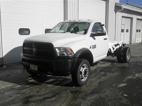 2018 RAM Ram Chassis 5500 for sale in Littleton, NH