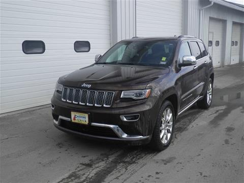 2014 Jeep Grand Cherokee for sale in Littleton, NH