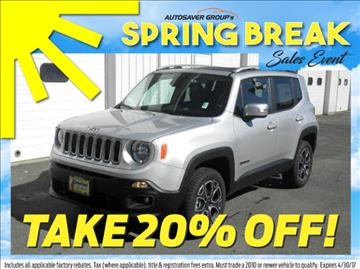 2016 Jeep Renegade for sale in Littleton, NH
