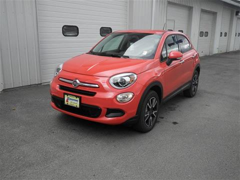 2016 FIAT 500X for sale in Littleton, NH