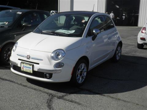 2017 FIAT 500 for sale in Littleton, NH