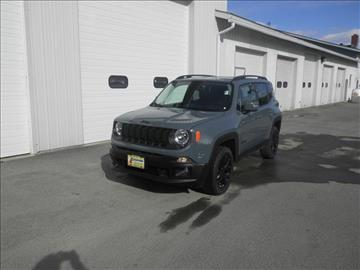 2017 Jeep Renegade for sale in Littleton, NH
