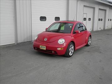 2005 Volkswagen New Beetle for sale in Littleton, NH