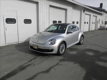 2014 Volkswagen Beetle for sale in Littleton, NH