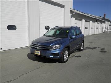 2017 Volkswagen Tiguan for sale in Littleton, NH