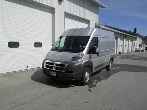 2017 RAM ProMaster Cargo for sale in Littleton, NH