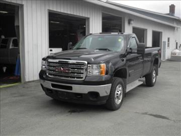 2013 GMC Sierra 2500HD for sale in Littleton, NH