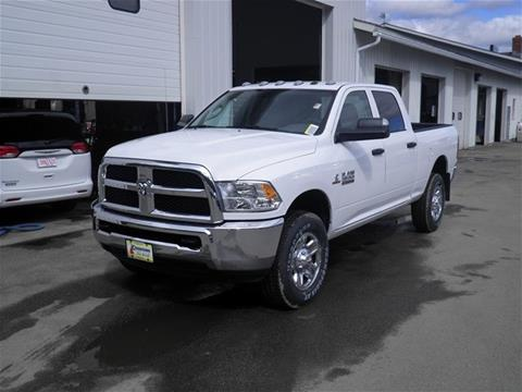 2017 RAM Ram Pickup 3500 for sale in Littleton NH