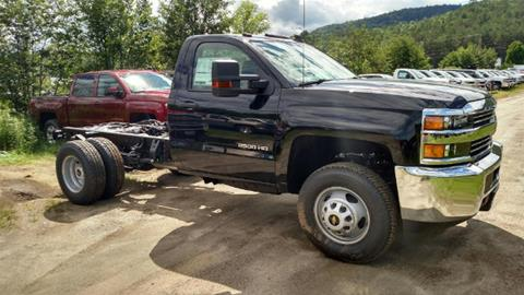 2017 Chevrolet Silverado 3500HD for sale in Littleton, NH