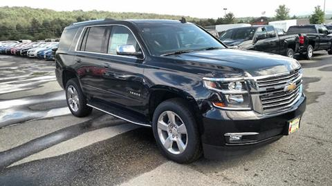 2017 Chevrolet Tahoe for sale in Littleton, NH