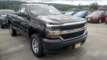 2017 Chevrolet Silverado 1500 for sale in Littleton, NH