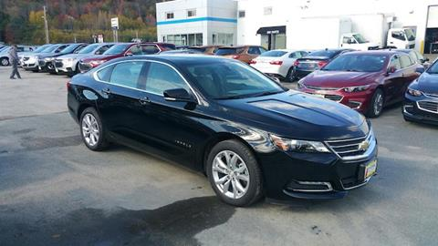 2018 Chevrolet Impala for sale in Littleton, NH