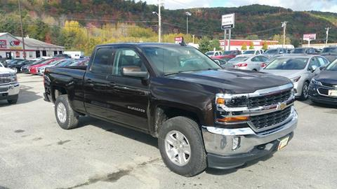 2018 Chevrolet Silverado 1500 for sale in Littleton, NH