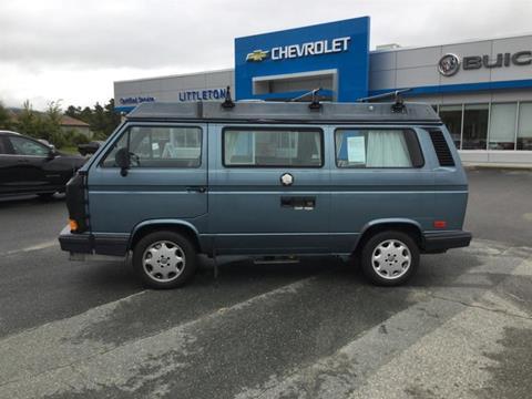 1989 Volkswagen Vanagon