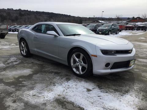 2015 Chevrolet Camaro for sale in Littleton, NH