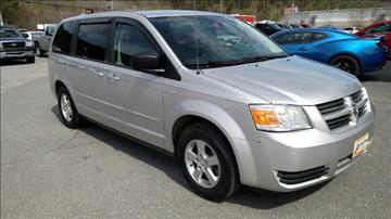 2010 Dodge Grand Caravan for sale in Littleton, NH