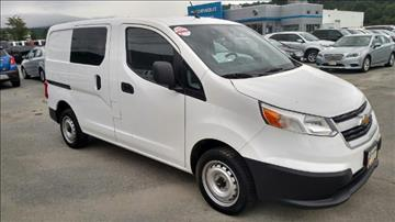 2015 Chevrolet City Express Cargo for sale in Littleton, NH