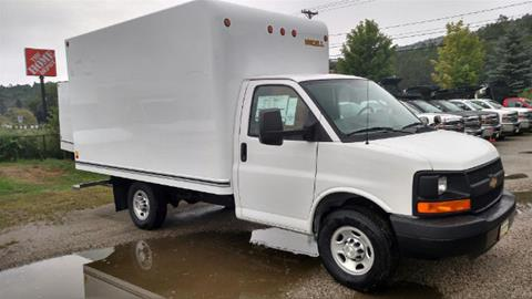 2016 Chevrolet Express Cutaway for sale in Littleton, NH