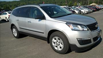 2017 Chevrolet Traverse for sale in Littleton, NH