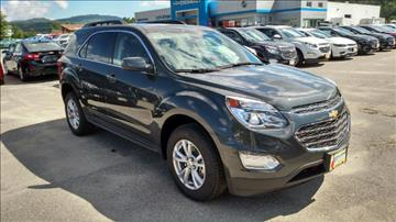 2017 Chevrolet Equinox for sale in Littleton, NH