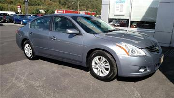 2012 Nissan Altima for sale in Littleton, NH