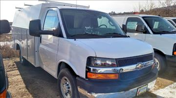 2017 Chevrolet Express Cutaway for sale in Littleton, NH