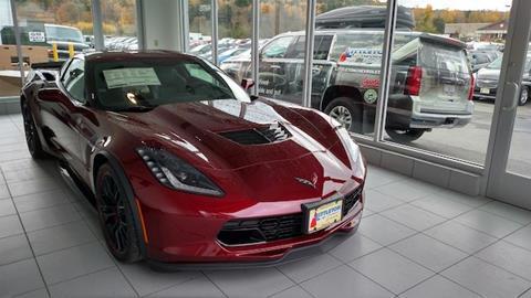 2017 Chevrolet Corvette For Sale In Littleton, NH