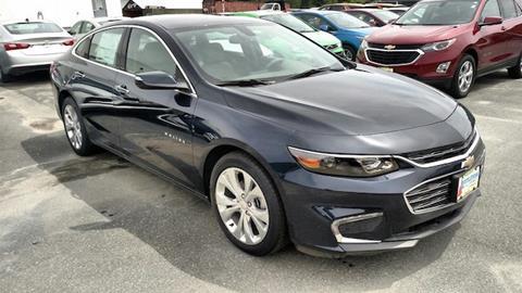 2017 Chevrolet Malibu for sale in Littleton, NH