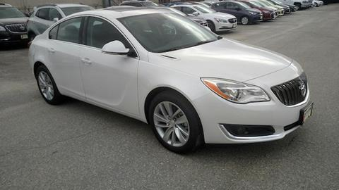 2017 Buick Regal for sale in Littleton, NH