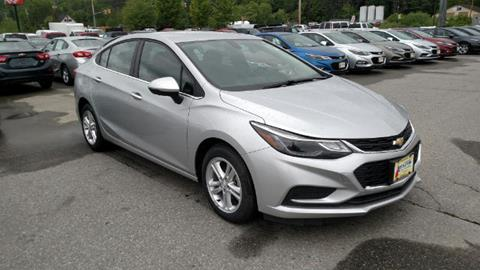 2017 Chevrolet Cruze for sale in Littleton, NH