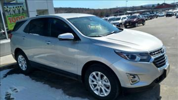 2018 Chevrolet Equinox for sale in Littleton, NH