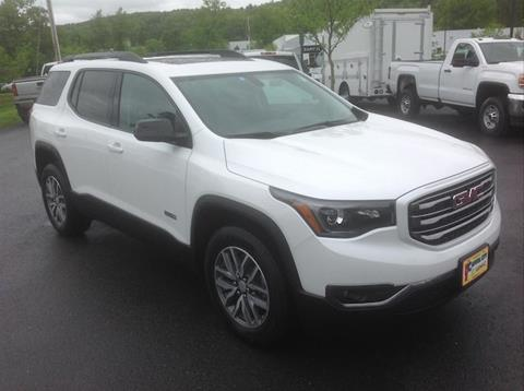 2017 GMC Acadia for sale in Berlin, VT