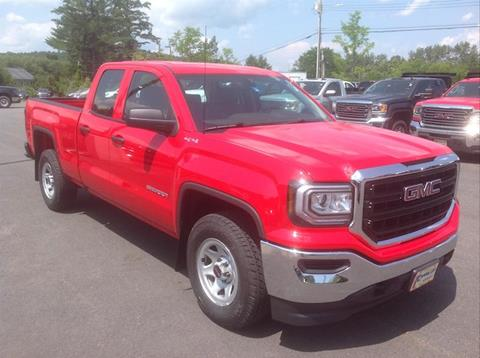 2018 GMC Sierra 1500 for sale in Berlin, VT