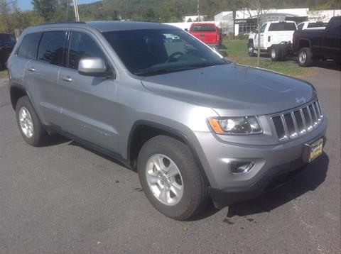 2016 Jeep Grand Cherokee for sale in Berlin, VT