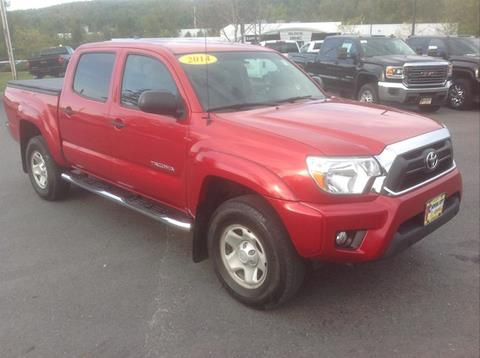 2014 Toyota Tacoma for sale in Berlin, VT