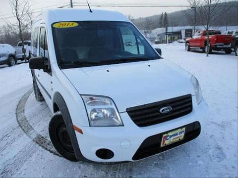 2013 Ford Transit Connect for sale in Berlin, VT
