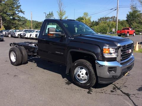 2016 GMC Sierra 3500HD for sale in Berlin, VT