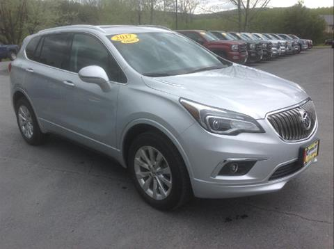 2017 Buick Envision for sale in Berlin, VT