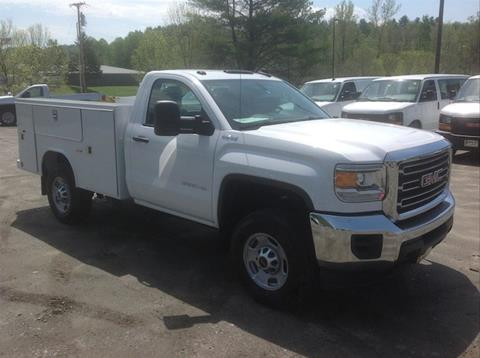 2017 GMC Sierra 2500HD for sale in Berlin, VT