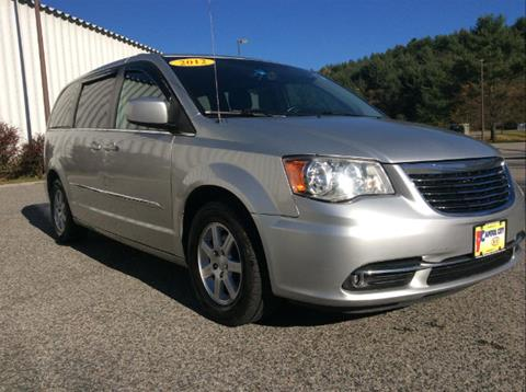 2012 Chrysler Town and Country for sale in Montpelier, VT