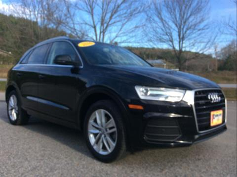 2016 Audi Q3 for sale in Montpelier, VT