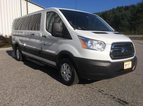 2016 Ford Transit Passenger for sale in Montpelier, VT