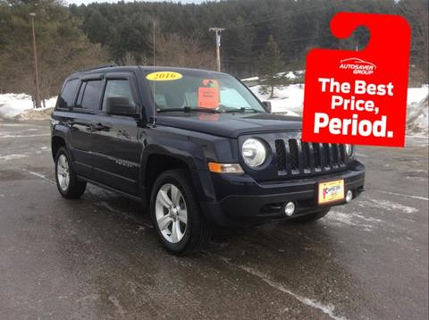2016 Jeep Patriot for sale in Montpelier, VT