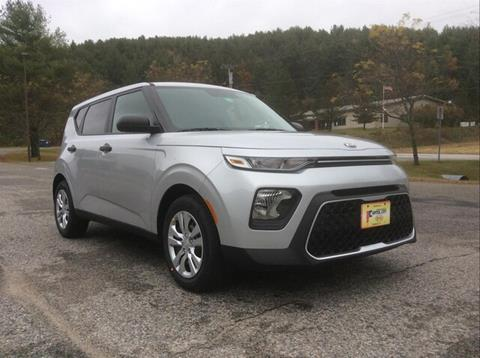 2020 Kia Soul for sale in Montpelier, VT