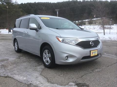 2016 Nissan Quest for sale in Montpelier, VT
