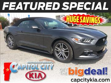 2016 Ford Mustang for sale in Montpelier, VT
